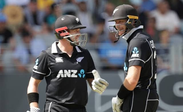 New Zealand vs India 3rd ODI: New Zealand Beat India By 5 Wickets