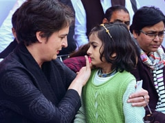 """Always Be My Brave Girl"": Priyanka Gandhi's Letter To 6-Year-Old"