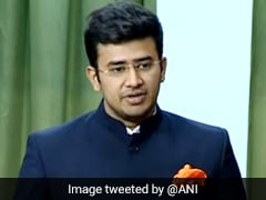 """Bengaluru Has Become Terror Hub In Last Few Years"": BJP MP Tejasvi Surya"