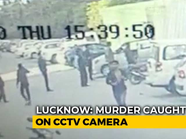 Video : Engineering Student Stabbed To Death In Lucknow, Murder Caught On Camera