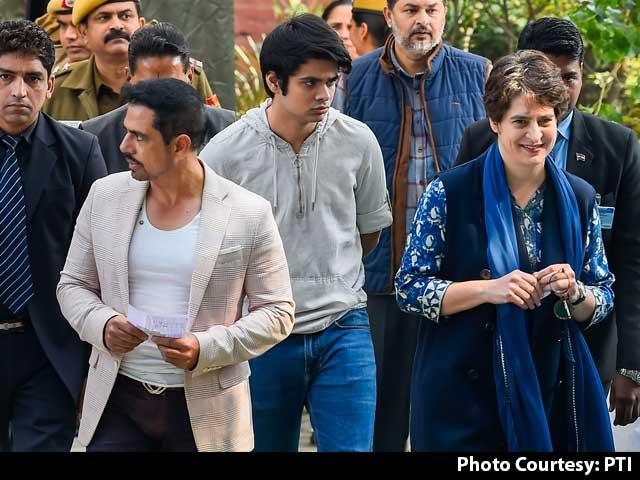 Video : Priyanka Gandhi Vadra's Son, First-Time Voter, On His Wish For Delhi