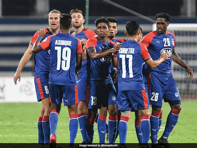 AFC Cup: Bengaluru FC Knocked Out In Penalty Shootout In Playoff Round