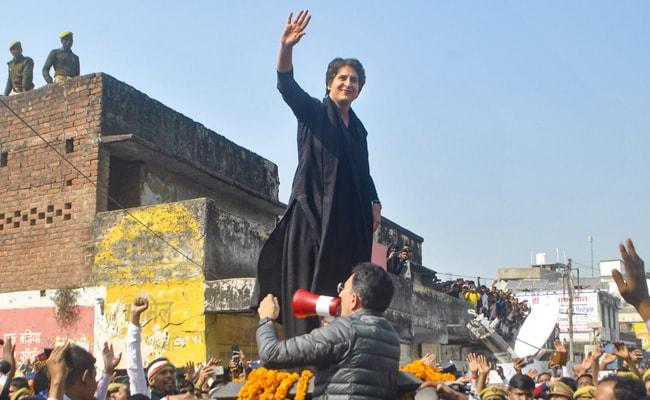 Assam Party May Back Congress If Priyanka Gandhi Fights Rajya Sabha Polls