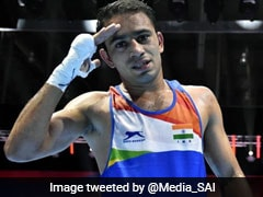 Amit Panghal Secures No.1 Rank Ahead Of Olympic Qualifiers