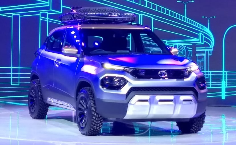 More Details About Upcoming Tata HBX Micro SUV Announced