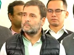 """He's A Senior Leader..."": Minister On Rahul Gandhi's Coronavirus Tweet"