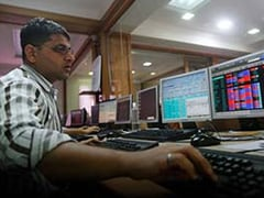 Sensex Gains Around 200 Points, Nifty Above 14,600