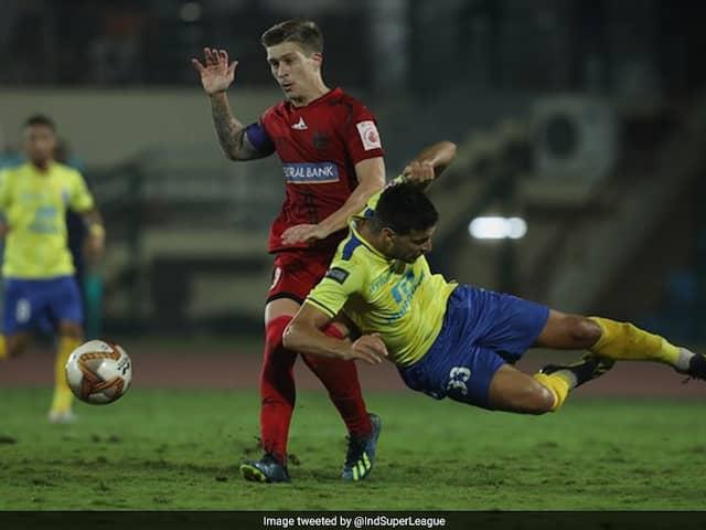 ISL: NorthEast United FC, Kerala Blasters FC Play Out Goalless Draw