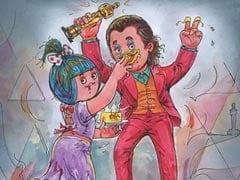 Trending: Amul's Utterly-Butterly Tribute To Oscar Winners Joaquin Phoenix And Renee Zellweger