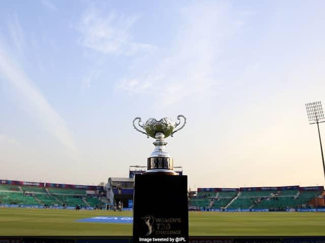 IPL 2020: Jaipur Named Host For 4-Team Womens T20 Challenge