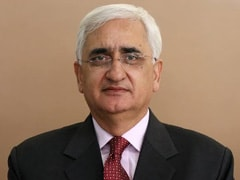 """Apparent To Anyone Not Blind"": Salman Khurshid On Support For Gandhis In Congress"