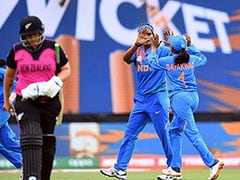 India vs New Zealand ICC Womens T20 World Cup Live Score: Poonam Yadav Removes Sophie Devine, New Zealand Three DownPoonam Removes Devine, New Zealand Three Down