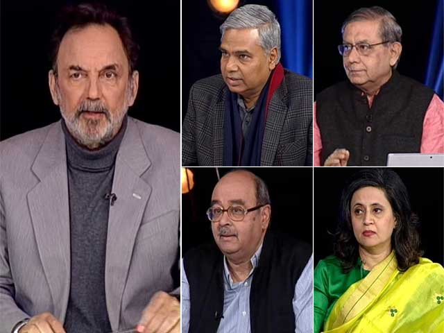 Video : AAP Sweeps Delhi Again. Special Analysis With Prannoy Roy, Experts