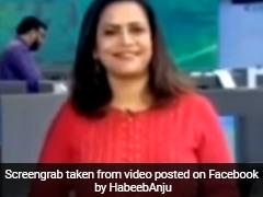 न्यूज एंकर को Live बुलेटिन में पता चली अवॉर्ड मिलने की खबर, वायरल हुआ Video