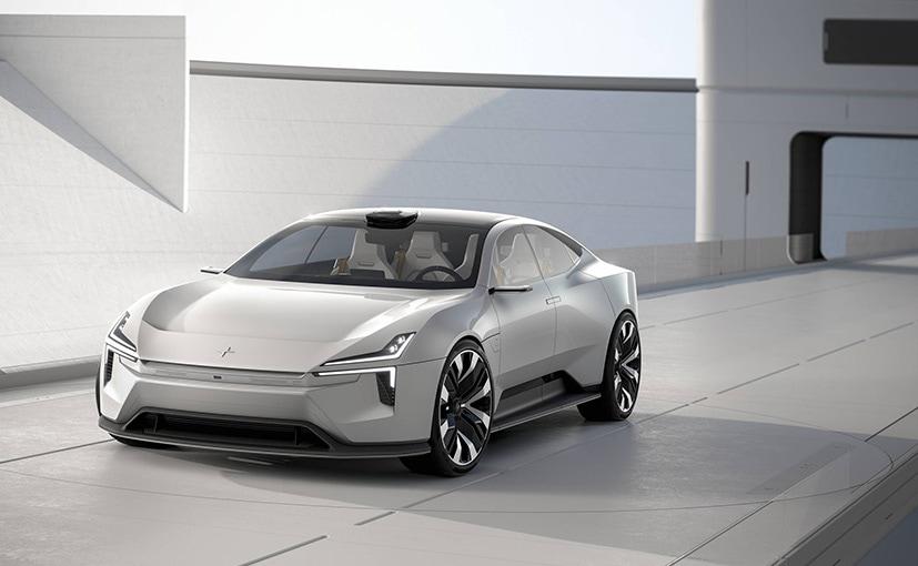 Salón del automóvil de Ginebra 2020: Polestar revela el auto totalmente eléctrico Percept 13