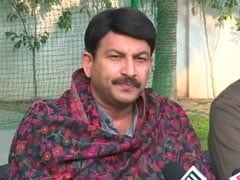 Delhi Election Results 2020: Awkward. Manoj Tiwari Was Asked About His 'Save The Tweet' Post