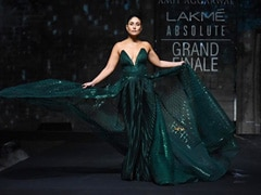 Kareena Kapoor Came, Saw And Conquered At Lakme Fashion Week Finale