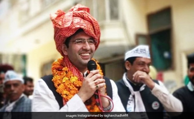 Know Your Delhi Candidate: Raghav Chadha