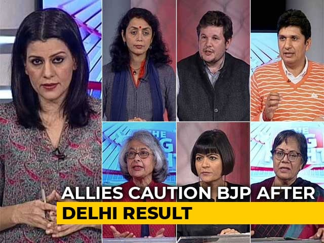 Delhi Poll Result: Defeat Of Hate Politics?