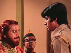 Amitabh Bachchan's 'Ode' To Pran On His 100th Birth Anniversary. Seen Yet?