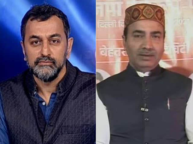 Video : Did GST Play Major Role In Delhi Polls? BJP's Ashwani Upadhyaya Explains