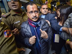 On Voting Day, Arvind Kejriwal's 'Special Appeal' To Women In Delhi