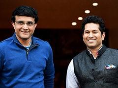 """I Was Not Wrong"": Sourav Ganguly Takes Funny Dig At Sachin Tendulkar Again"