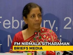 Video: Grateful RBI Is In Lockstep With Government: Nirmala Sitharaman