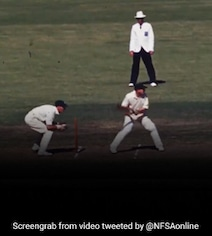 Unique Colour Footage Of Don Bradman Found After 71 Years. Watch