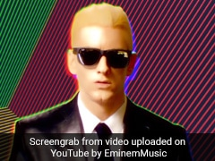 Eminem's <i>'Rap God'</i> Music Video Just Hit This Prestigious Milestone