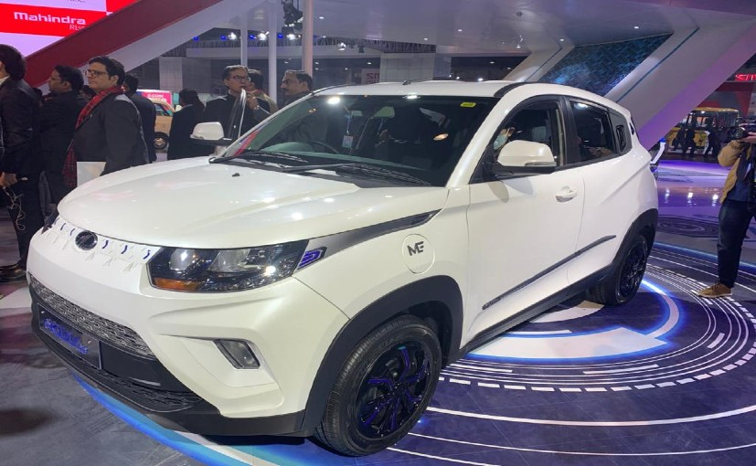 The Mahindra eKUV100 is the most affordable electric vehicle on sale in India.