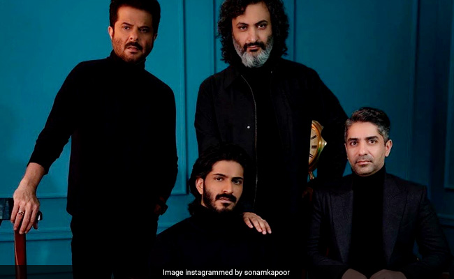 Anil Kapoor Announced 'The Beginning' Of Abhinav Bindra's Biopic With Son Harshvardhan