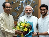Video : Amid Strain With Allies, Uddhav Thackeray Meets PM Modi In Delhi, And Other Top Stories