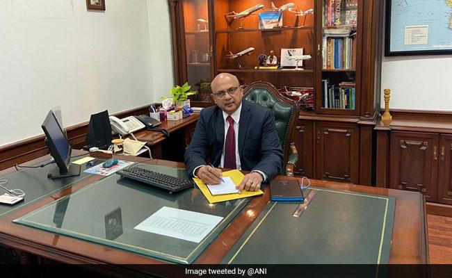 Air India Chief Rajiv Bansal Appointed Civil Aviation Secretary