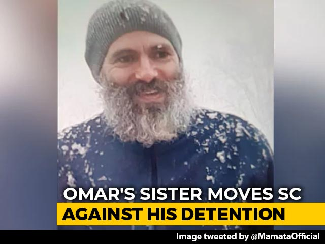 Video : Omar Abdullah's Sister Challenges His Detention In Supreme Court