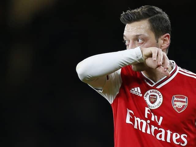 Mikel Arteta Offers Hope Of Arsenal Return For Mesut Ozil And Matteo Guendouzi