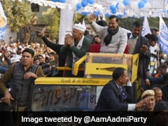 Delhi Assembly Election Campaigning Highlights: AAP, BJP Leaders To Give Final Push On Last Day Of Campaign Today