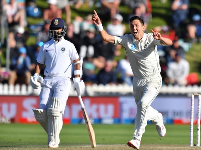 NZ vs IND, 1st Test Day 3: Mayank Agarwal Scores Fifty But Trent Boults All-Round Display Hands New Zealand Complete Control