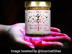 अमेरिकी Entrepreneur ने लॉन्च किया स्पेशल ' होली घी', बोलीं- 'भारतीयों का खाने के लिए प्यार...'