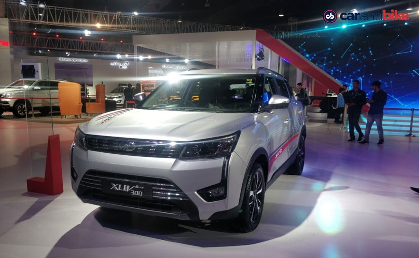 The Mahindra XUV300 Sportz Edition is expected to go on sale in a few weeks