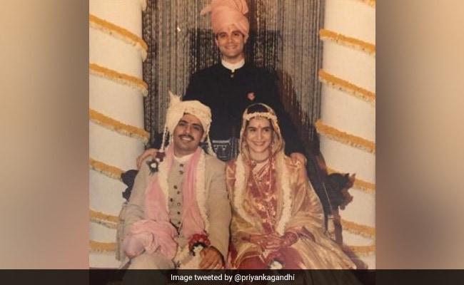 '6+23 Years': Priyanka Gandhi Vadra's Emotional Wedding Anniversary Post