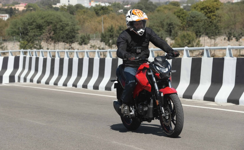 Hero revives the 'Xtreme' moniker with the Xtreme 160R