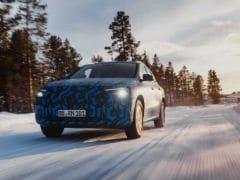 2020 Geneva Motor Show: Mercedes EQA Electric SUV Teased