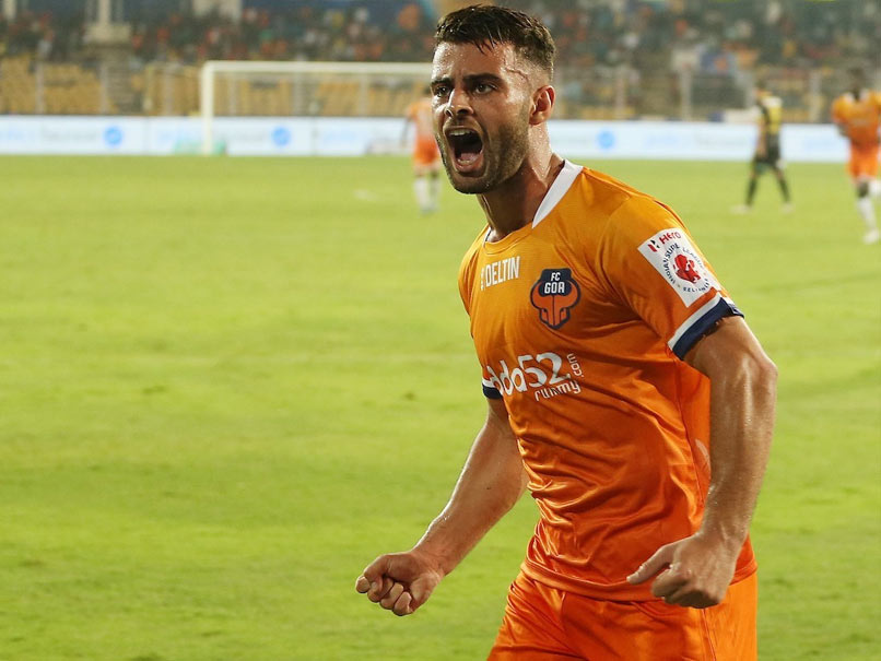 ISL: FC Goa Confirm Playoff Spot With 4-1 Win Over Hyderabad