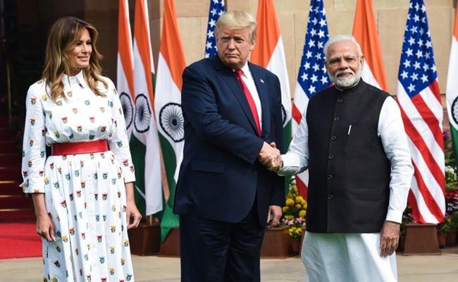 PM Modi Thanks US President Donald Trump For India Visit