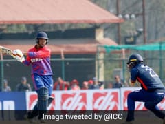 Nepal's Kushal Malla Becomes Youngest Batsman To Score Half-Century In ODI Cricket