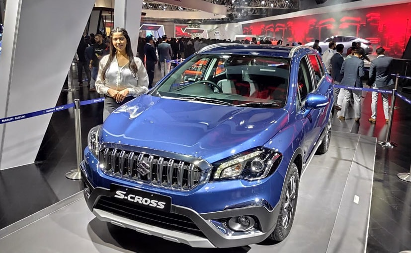 2020 Maruti Suzuki S-Cross gets a BS6 compliant petrol engine.