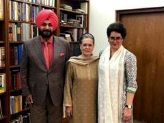 CM अमरिंदर से मतभेदों के बीच नवजोत सिंह सिद्धू की सोनिया-प्रियंका गांधी से मुलाकात, पंजाब की मौजूदा स्थिति पर चर्चा