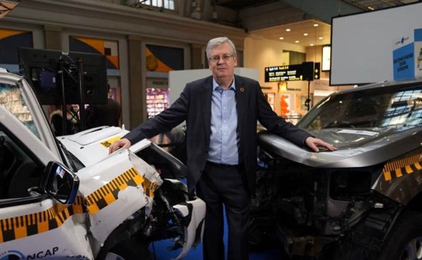 David Ward, Head of Global NCAP is seeking the help of global auto CEOs in reducing road deaths by 2030