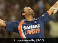 On This Day 10 Years Ago, Sachin Tendulkar Smashed First-Ever Mens ODI Double-Century